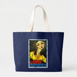 Amaterasu Large Tote Bag