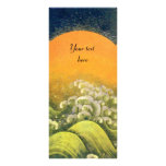 AMATERASU , SUN GODDESS ,yellow green black Rack Cards