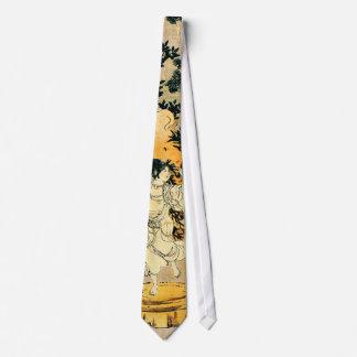 Amaterasu's Cave 1880 Neck Tie