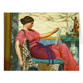 Amateur Artist 1915 Card