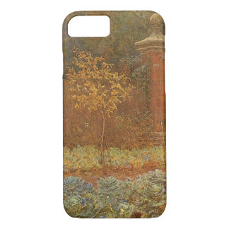Amateur (Coachman & Cabbages) by Frederick Walker iPhone 8/7 Case