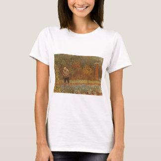 Amateur (Coachman & Cabbages) by Frederick Walker T-Shirt