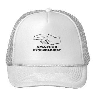 Amateur Gyno Mesh Hat