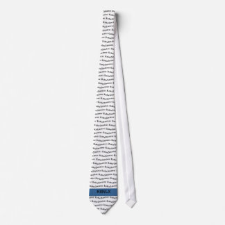 Amateur Radio and Blue Call Sign Tie