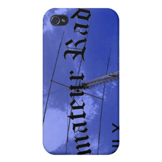Amateur Radio and Call Sign Cover For iPhone 4