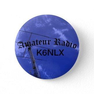 Amateur Radio and Call Sign Pin