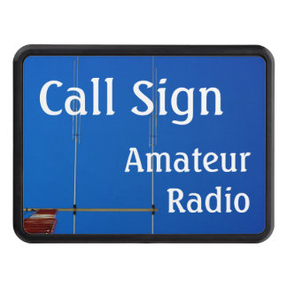 Amateur Radio Call Sign and Antenna Hitch Covers