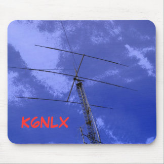 Amateur Radio Call Sign Mouse Pad