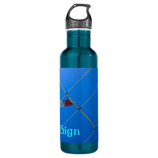 Amateur Radio Callsign Water Bottle