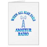 Amateur Radio Helps Greeting Cards