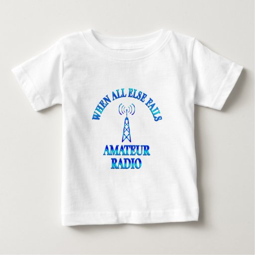 Amateur Radio Helps T-shirts