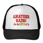 Amateur Radio Love Hat