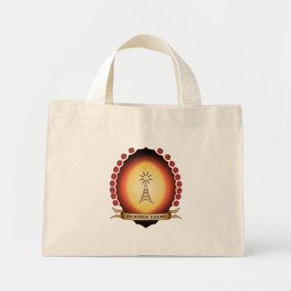 Amateur Radio Mandorla Canvas Bags
