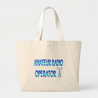Amateur Radio Operator Tote Bags