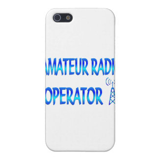 Amateur Radio Operator Case For iPhone 5