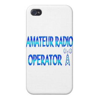 Amateur Radio Operator iPhone 4/4S Case