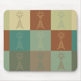 Amateur Radio Pop Art Mouse Pad