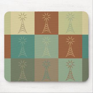 Amateur Radio Pop Art Mouse Mat