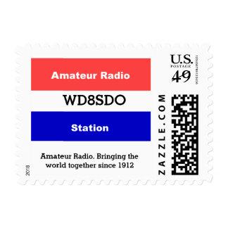 Amateur Radio Postage