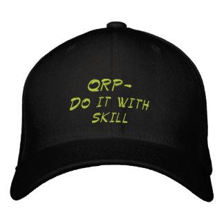 Amateur Radio QRP Skill Hat