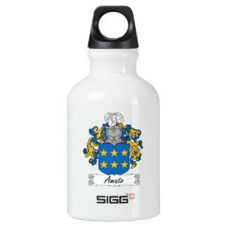Amato Family Crest SIGG Traveler 0.3L Water Bottle
