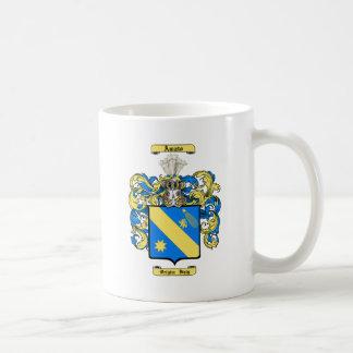 Amato Classic White Coffee Mug