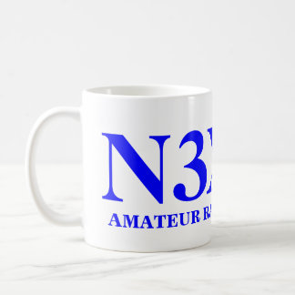 Amature Radio Operator Classic White Coffee Mug