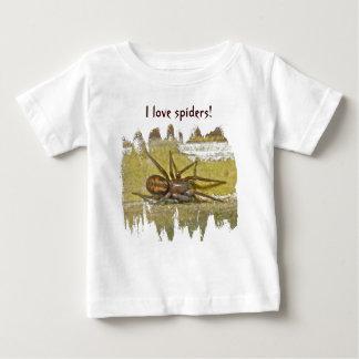 Amaurobiidae Spider Infant Baby T-Shirt
