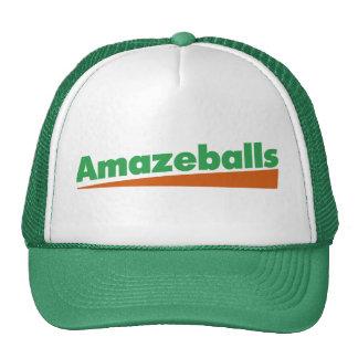 Amazeballs Mesh Hats