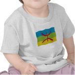 Amazigh Flag Tee Shirts