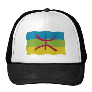 Amazigh Flag Trucker Hat
