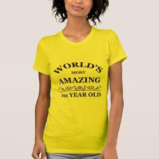 Amazing 101 year old shirts