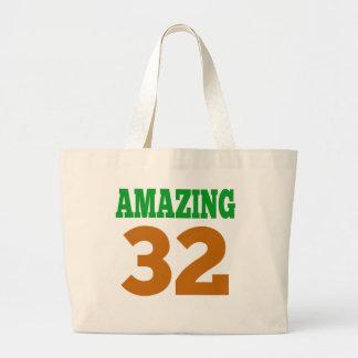 Amazing 32 canvas bag