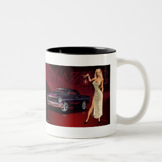 Amazing '66 Nova Two-Tone Coffee Mug