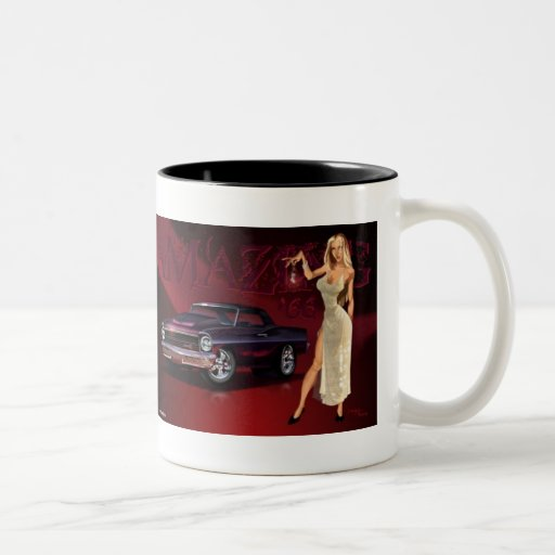 Amazing 39 66 Nova Two Tone Coffee Mug Zazzle