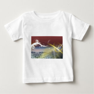 Amazing Abstract Design Baby T-Shirt