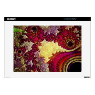 """amazing Abstract fractal geometry Skin For 15"""" Laptop"""