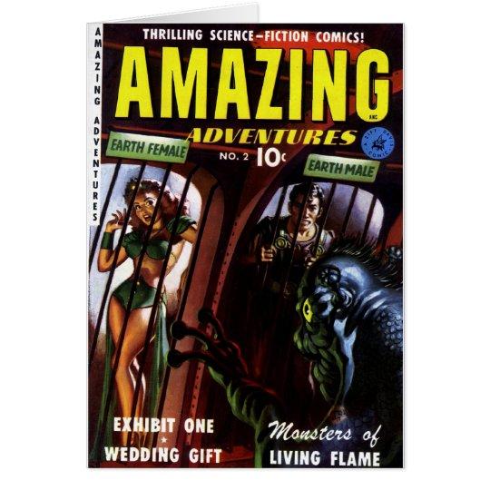 Amazing Adventures #2 - Exhibit One Card