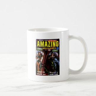 Amazing Adventures #2 - Exhibit One Coffee Mug
