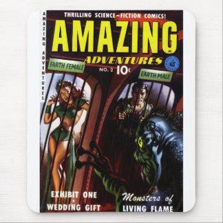 Amazing Adventures #2 - Exhibit One Mouse Pad