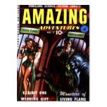 Amazing Adventures 2 Postcard