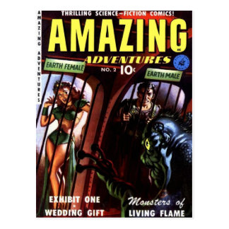 Amazing Adventures 2 Post Cards