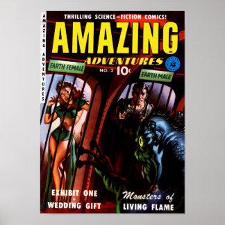 Amazing Adventures #2 Poster