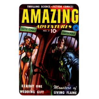 Amazing Adventures #2 Flexible Magnet