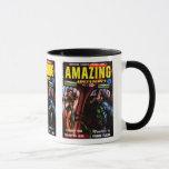 Amazing Adventures #2 Retro Sci Fi Comic Book Mug