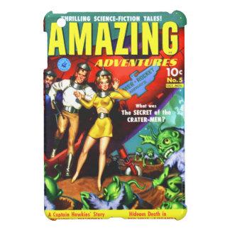 Amazing Adventures -- Secret of the Crater Men Cover For The iPad Mini