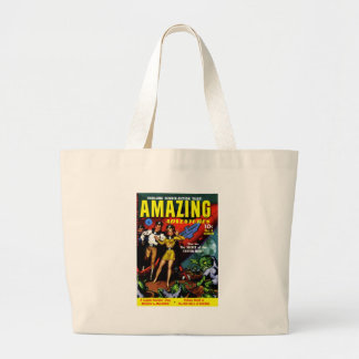 Amazing Adventures - The Secret of the Crater-Men Tote Bags