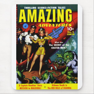 Amazing Adventures - The Secret of the Crater-Men Mouse Pad