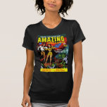 Amazing Adventures - The Secret of the Crater-Men Shirt