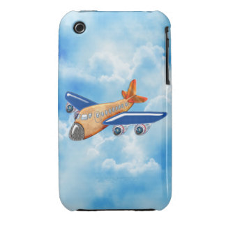 Amazing Airplane iPhone 3 Cover